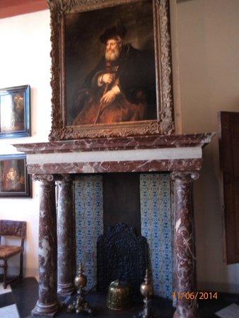 Museum Het Rembrandthuis (Rembrandt House): Habitación de la Casa de Rembrandt