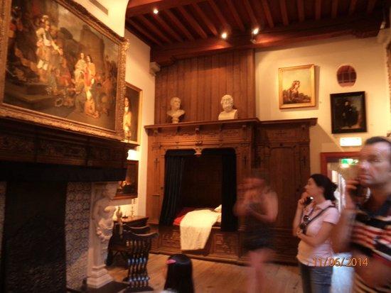 Museum Het Rembrandthuis (Rembrandt House): Interior Casa Rembrandt