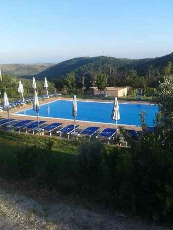 Tenuta dell'Argento Resort: la piscina
