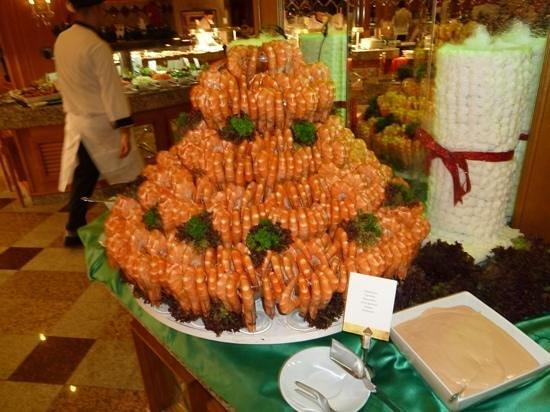 Hotel Riu Palace Maspalomas: buffet