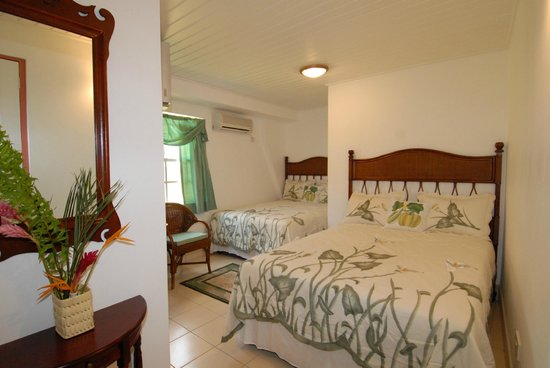 Deyna's City Inn : Twin room (Two doubled sized beds)