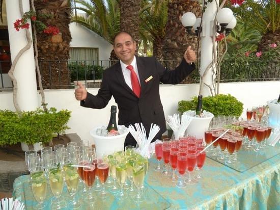 Hotel Riu Palace Maspalomas: supervriendelijke mensen hier