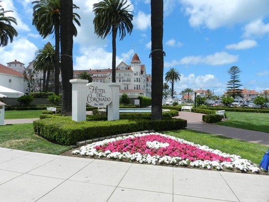 Hotel del Coronado: Maravilhoso