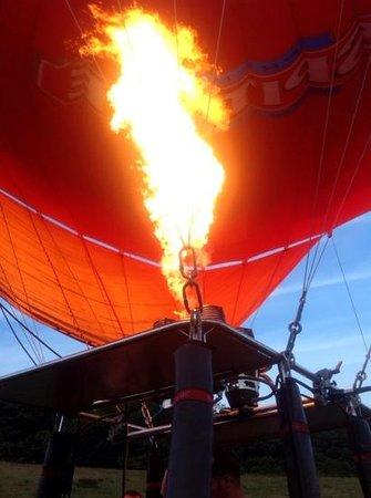 Kent Ballooning: Hot Air