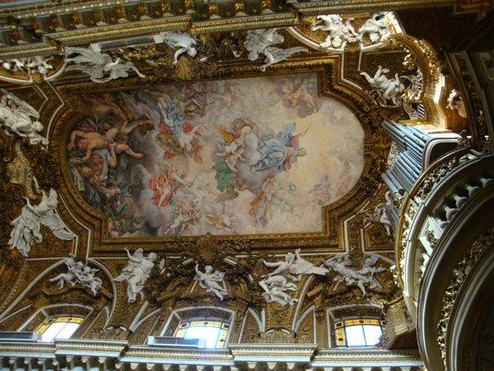 Santa Maria della Vittoria : 内部