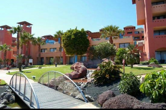 H10 Tindaya Hotel: Valla vistas