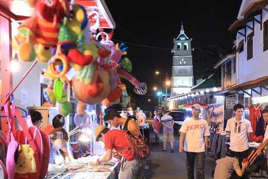 Jonker Boutique Hotel: Jonker night market