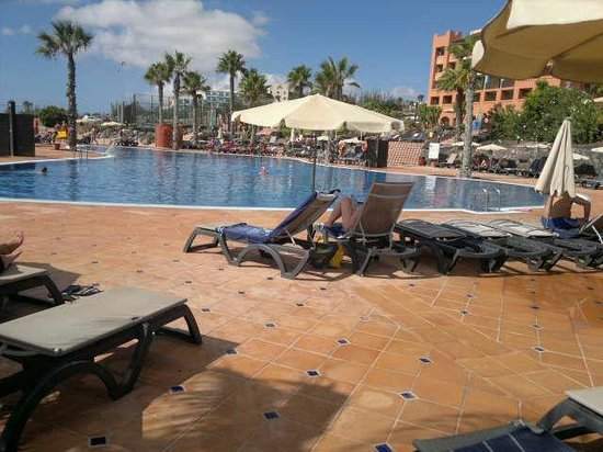 H10 Tindaya Hotel: Fabulosa piscina