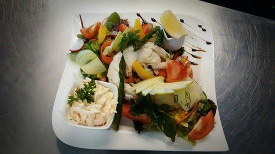 Skerries Bistro: Main Lobster Salad