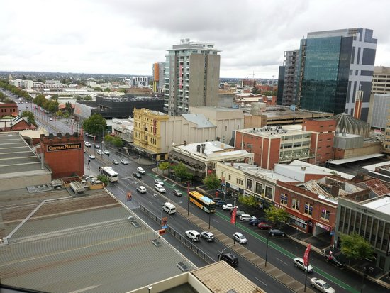 Hilton Adelaide: Australia  Adelaide Hilton Hotel