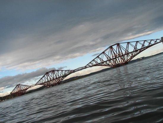 Forth Bridge: мост