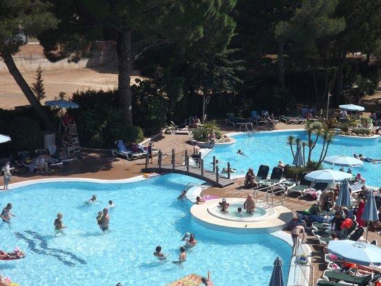 TUI Family Life Avenida Suites: pool area