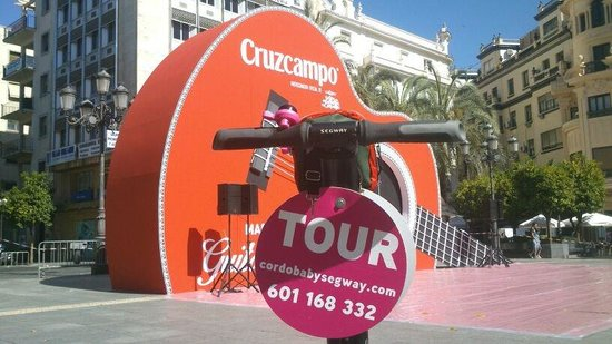 Cordoba Segway: Ruta flamenca de Córdoba