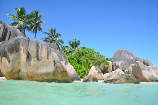เกาะลาดีก, เซเชลส์: Anse Source d'Argent