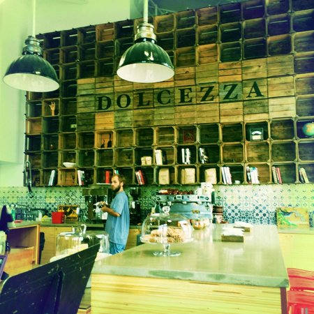 Photo of Cafe Dolcezza Gelato Factory & Coffee Lab at 550 Penn St Ne, Washington DC, DC 20002, United States