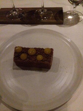 Restaurant Sat Bains: Chocolate