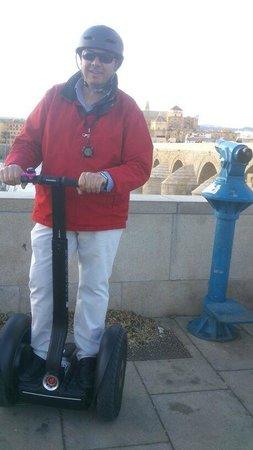Cordoba Segway: Visita por Córdoba ,foto desde la Calahorra