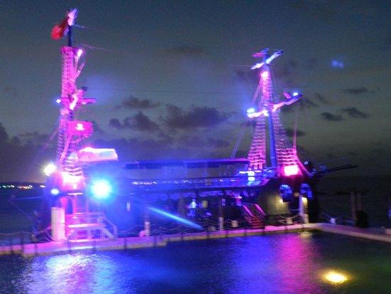 Ocean Adventures - Caribbean Pirates: After sunset!