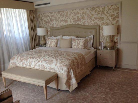 Beau-Rivage Palace : Schlafen