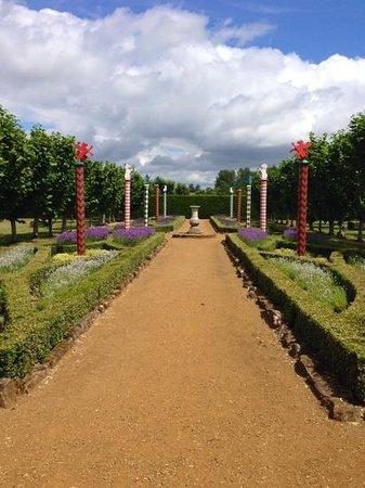 Penshurst Place & Gardens: peaceful penshurst gardens