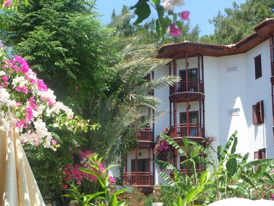 Letoonia Club & Hotel: Rooms with balcony a must,,,,