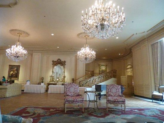 The Westgate Hotel: Muito lindo e confortavel, e bem localizado.