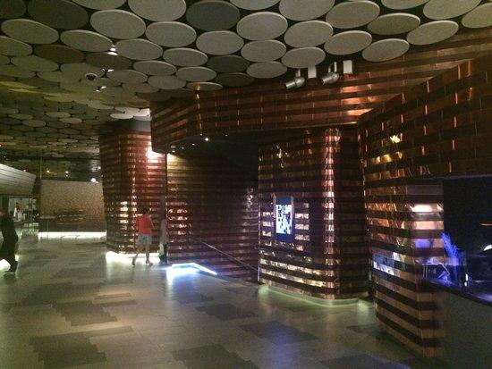 Silken Diagonal Barcelona : Lobby