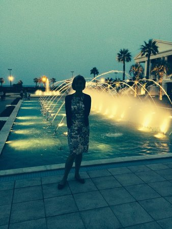 Hotel Las Arenas Balneario Resort: evening drinks
