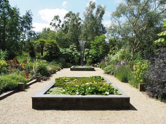 East Ruston Old Vicarage Garden: Views of East Ruston