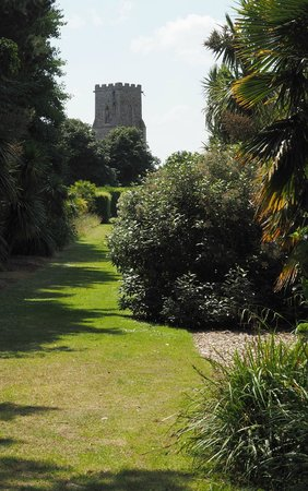 East Ruston Old Vicarage Garden: Views of East Ruston