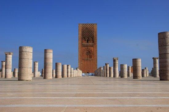 Mausoleum Mohammed V.: ハッサンの塔
