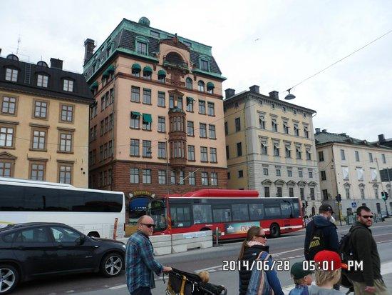 Hilton Stockholm Slussen: a