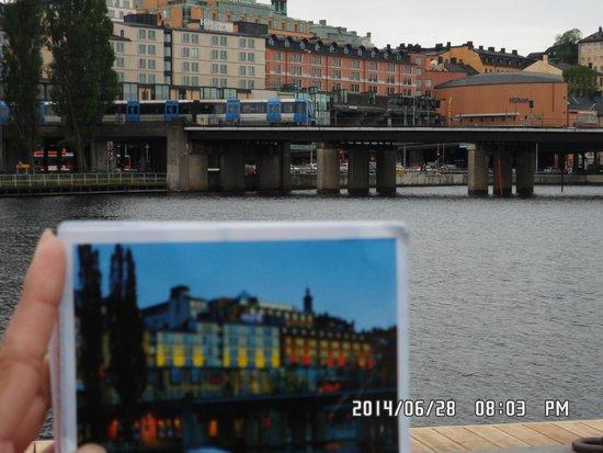 Hilton Stockholm Slussen: from brochure to real