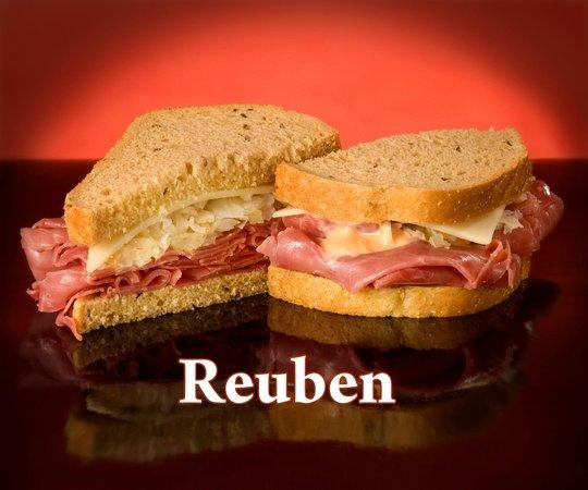 Frisco Deli: Corned Beef Reuben