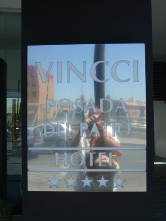 Vincci Seleccion Posada del Patio : You've arrived