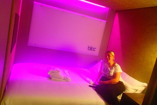 BLOC Hotel Gatwick Airport: Our Lovely Room