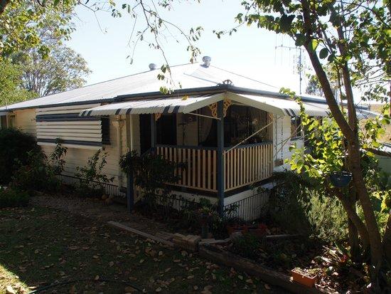 Woolooga, Australia: Haus von aussen