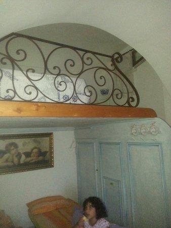 Casa San Michele: Il soppalco