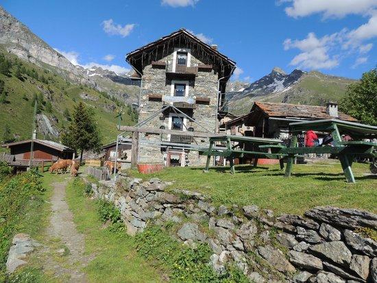 Hotel Panorama al Bich : Hotel