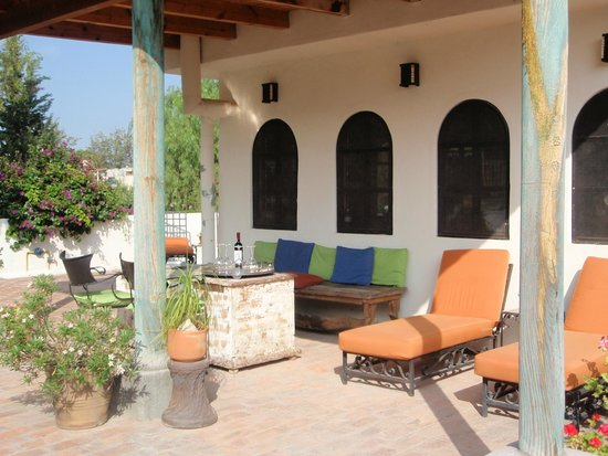 Casa Mision de San Miguel: Roof Top Terrace