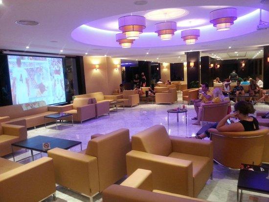 Fiesta Beach Club Djerba : lobby renové