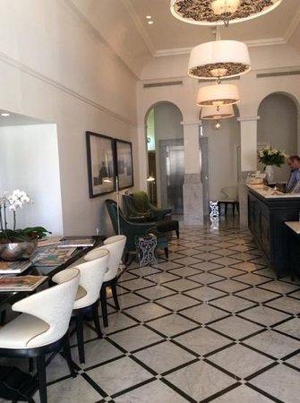 Bay Club Haifa Hotel - an Atlas Boutique Hotel: entrance