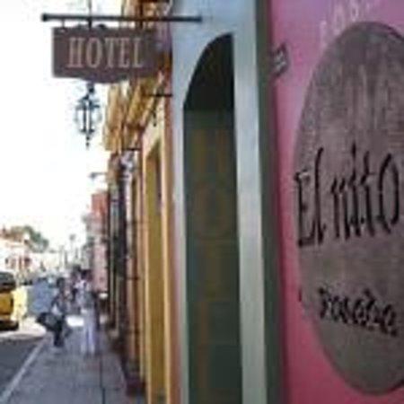 El Nito: EXTERIOR DEL HOTEL