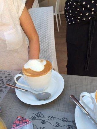 Il Corso B&B : lo speciale cappuccino di Sai