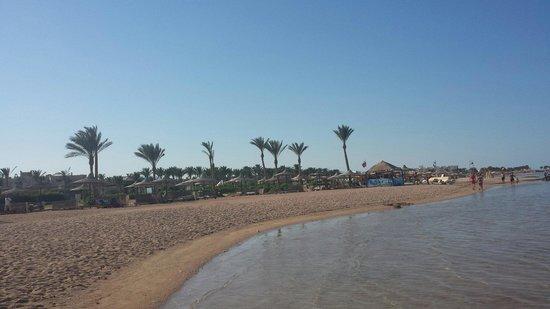 Aurora Oriental Resort Sharm El Sheikh: Plaza przy Oriental Resort Sharm