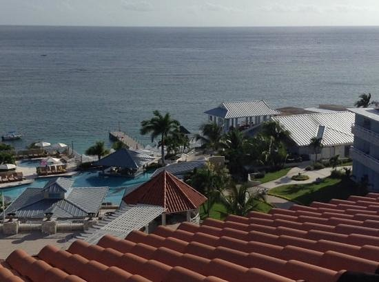 Beaches Ocho Rios Resort & Golf Club : from the penthouse