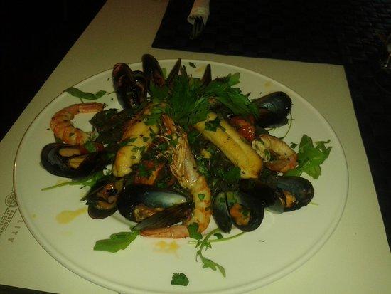 Puerto Escondido : home made pasta!!!