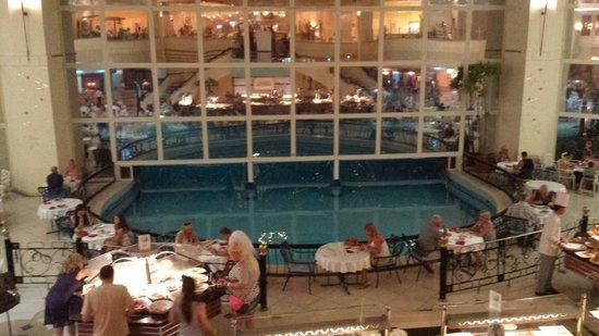 Aurora Oriental Resort Sharm El Sheikh: Restaurant