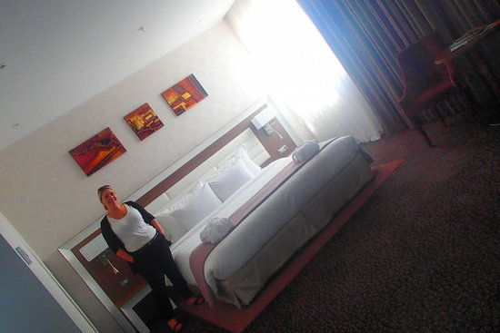 Premier Palace Hotel & Spa: Our Room, loved it