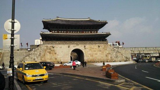 Suwon Hwaseong Museum: Suwon Fortress